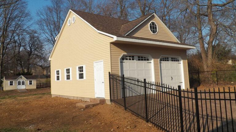 How to adjust garage door opener