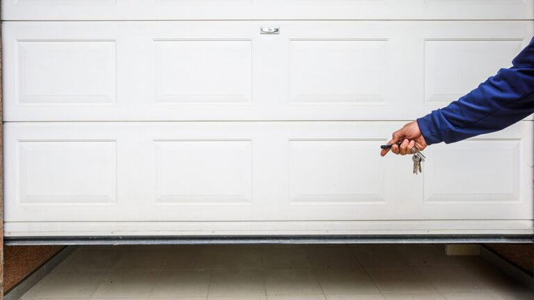 Garage Door Making Loud Noises